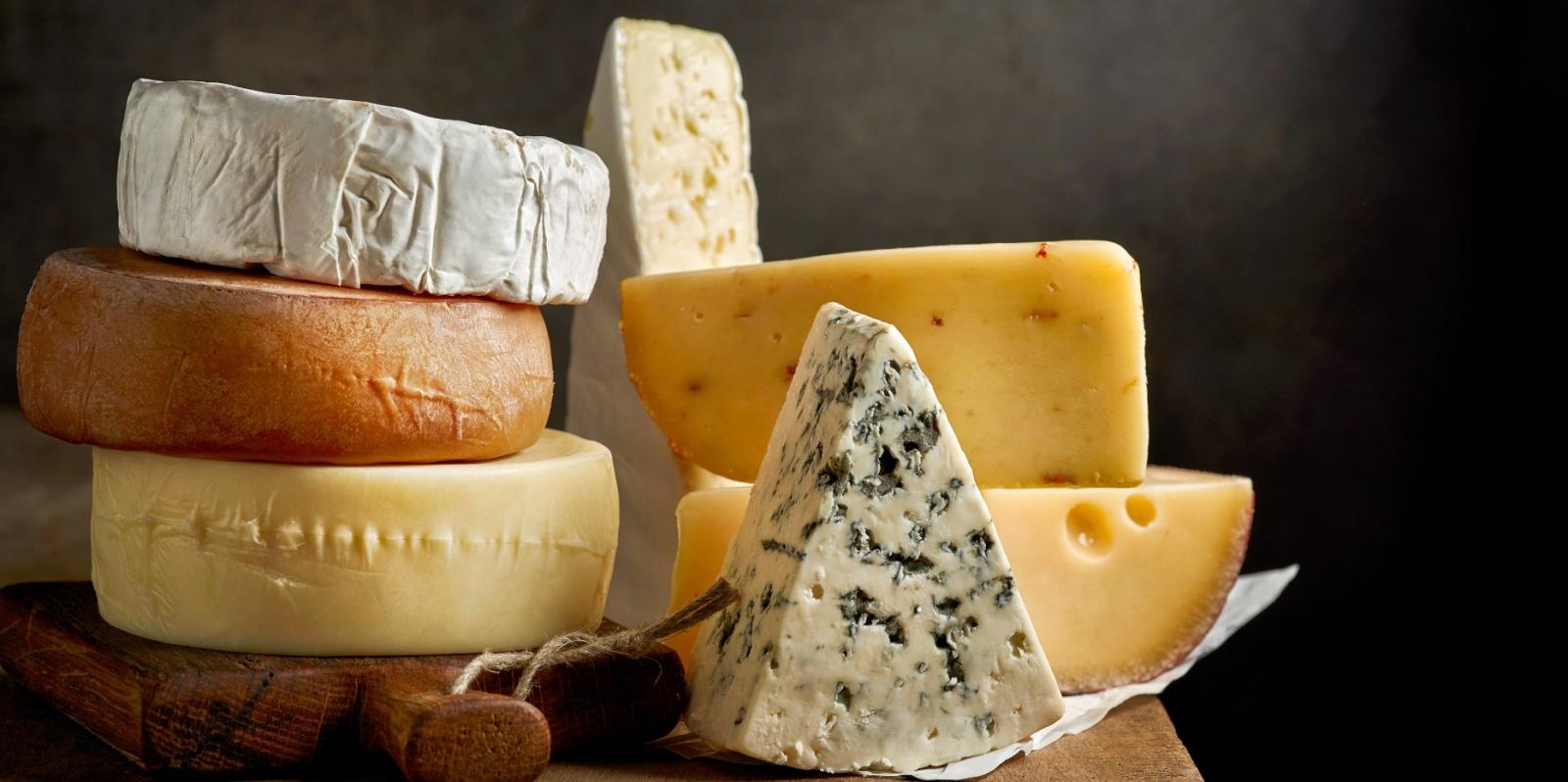 Запах сыра: ароматическое взаимодействие бактерий и грибков - 1