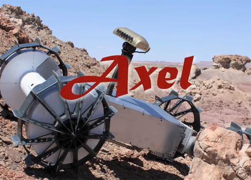 Связанные одним тросом: NASA показала новый планетоход DuAxel из двух половинок - 4