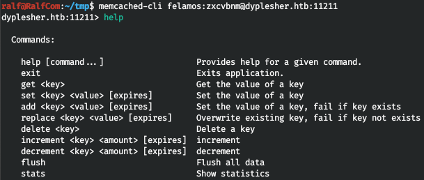 Hack The Box. Прохождение Dyplesher. Memcached, Gogs, RCE через создание плагина и LPE через AMQP - 11