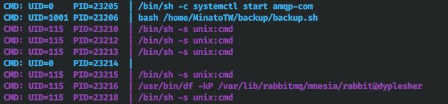 Hack The Box. Прохождение Dyplesher. Memcached, Gogs, RCE через создание плагина и LPE через AMQP - 37