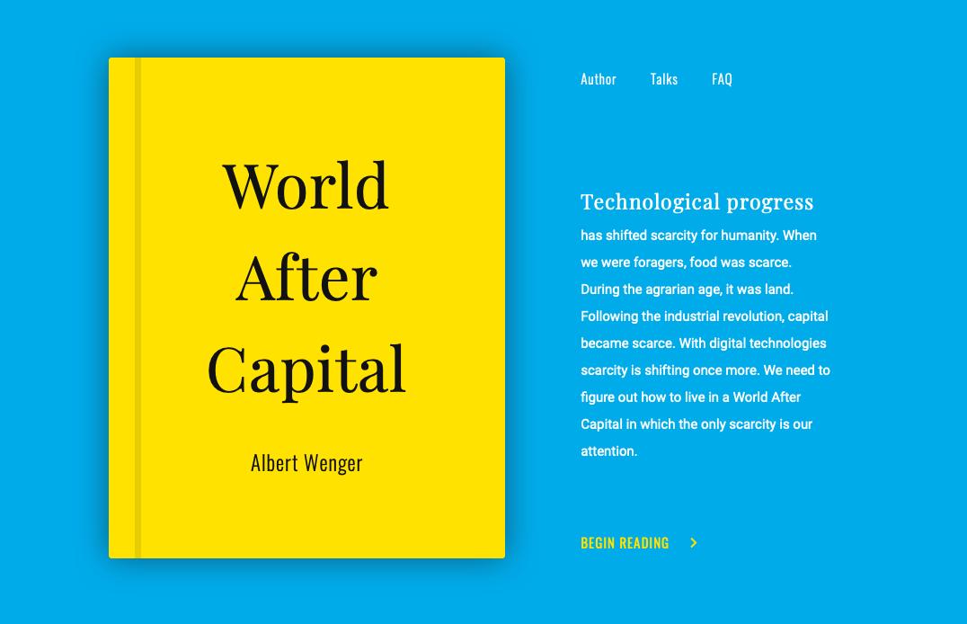 Книга доступна на сайте https://worldaftercapital.org