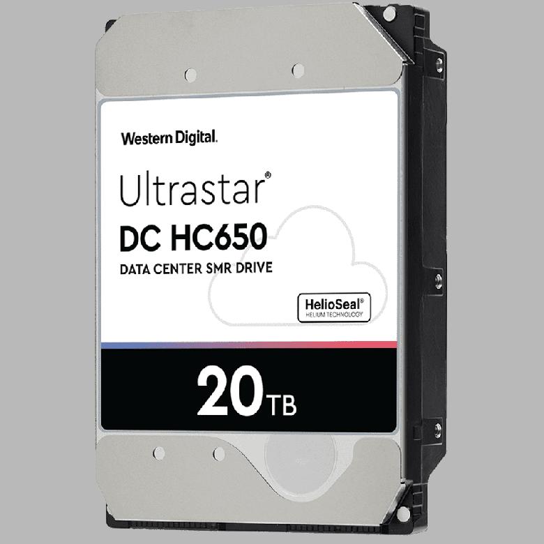 Сервис Dropbox одним из первых начинает использовать HDD Western Digital объёмом 20 ТБ - 1