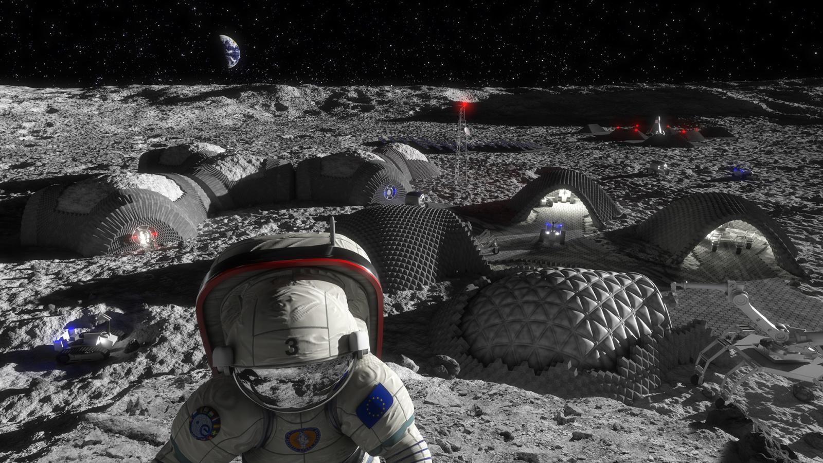 NASA с Nokia хотят развернуть 4G-сеть на Луне, и это глобальная проблема для радиоастрономии - 1