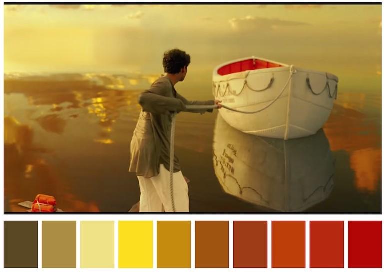 Цвет в современных фильмах - 11