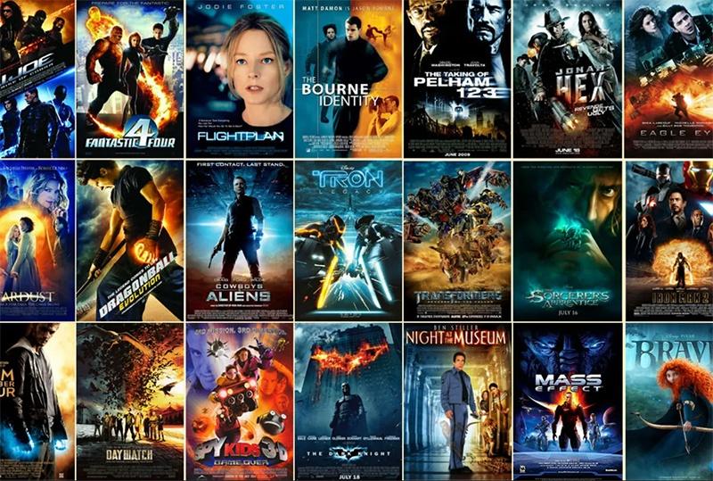 Цвет в современных фильмах - 12