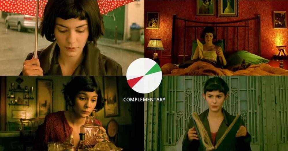 Цвет в современных фильмах - 13