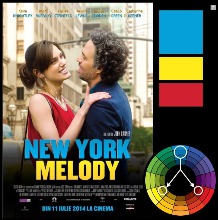Цвет в современных фильмах - 16