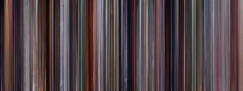 Цвет в современных фильмах - 23