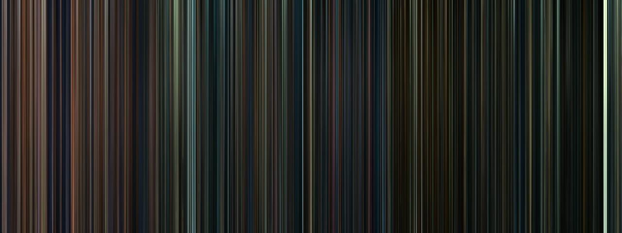 Цвет в современных фильмах - 25