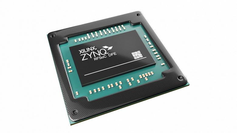 Новый класс адаптивных платформ Xilinx Zynq RFSoC DFE призван способствовать массовому развертыванию радиосетей 5G