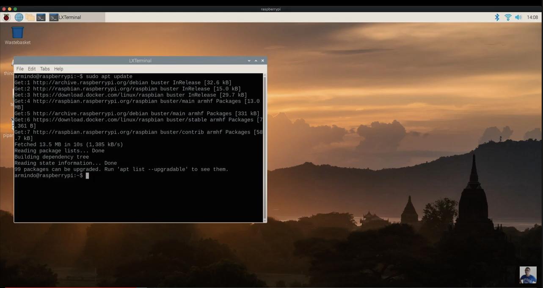 Создание камеры-ловушки с использованием Raspberry Pi, Python, OpenCV и TensorFlow - 9