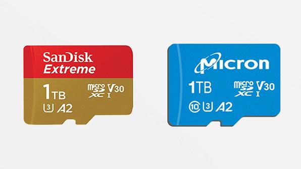 Как на microSD помещается 1 ТБ? — Разбор - 2