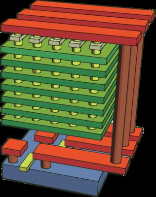 Как на microSD помещается 1 ТБ? — Разбор - 21