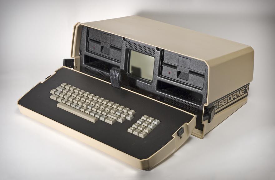 Прадедушка ноутбука - 1