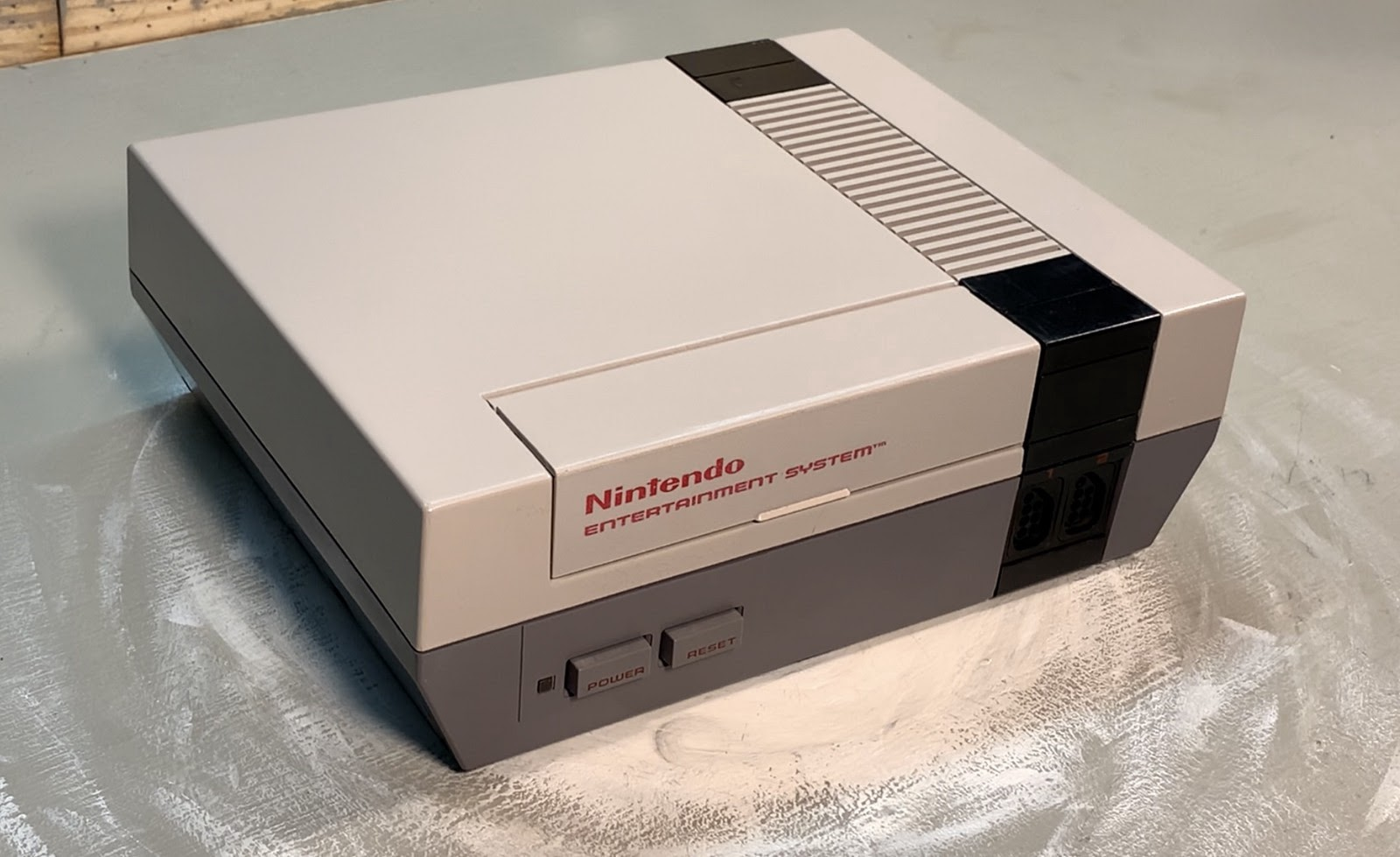 Что я понял о праве на ремонт, восстанавливая 30-летнюю NES - 3
