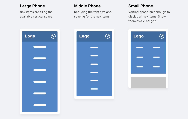 Отзывчивый веб-дизайн и учёт высоты окна браузера - 4
