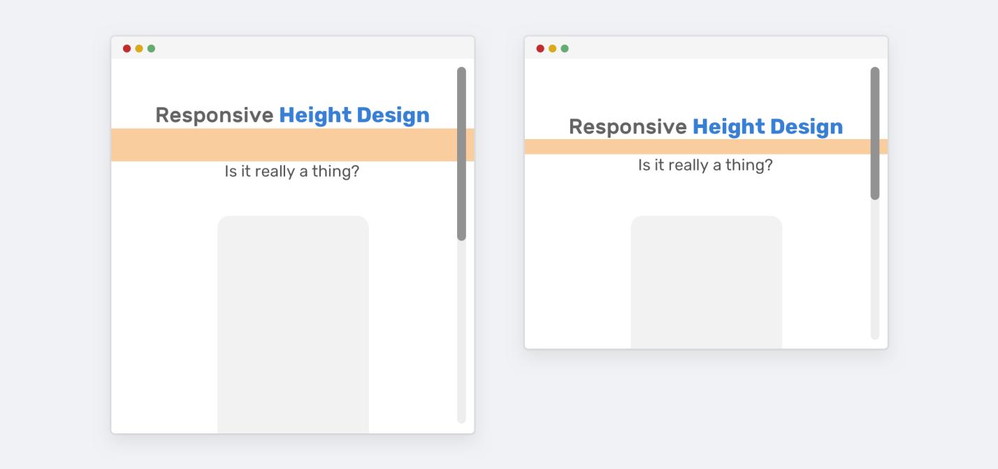Отзывчивый веб-дизайн и учёт высоты окна браузера - 5