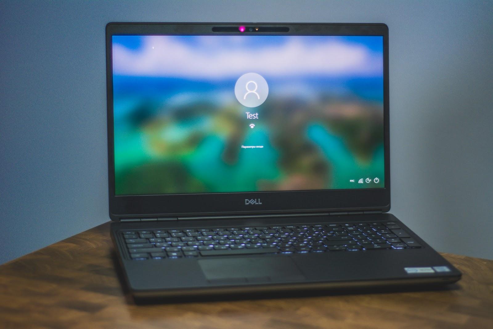 Dell Precision 7550: мощная и портативная рабочая станция для дизайнеров и видеографов - 1
