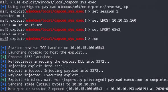 Hack The Box. Прохождение Fuse. RPC, принтеры и опасная привилегия SeLoadDriverPrivilege - 23