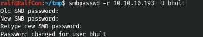 Hack The Box. Прохождение Fuse. RPC, принтеры и опасная привилегия SeLoadDriverPrivilege - 8