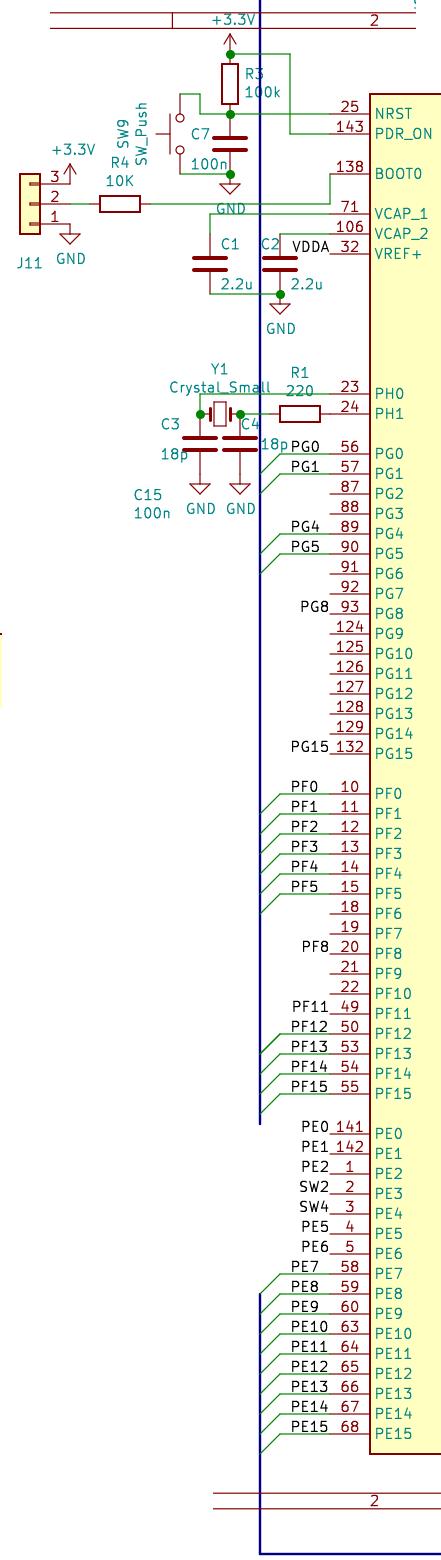 STM32 DoomBoy SDRAM ILI9341 - 4