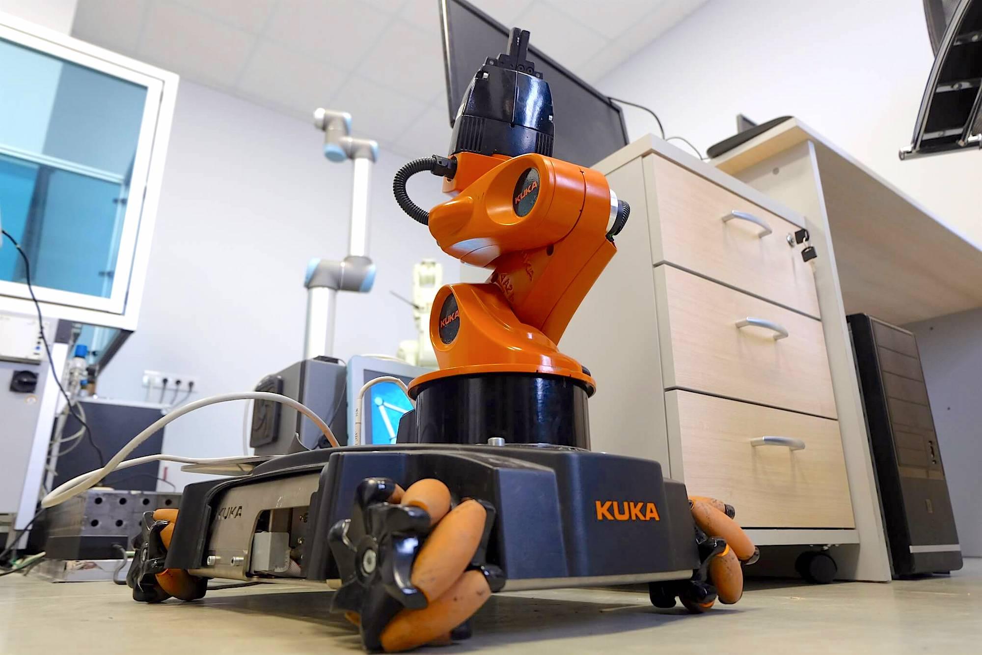 Робототехнические лаборатории, фаблаб и победы молодежных команд на профильных олимпиадах — дайджест Университета ИТМО - 1