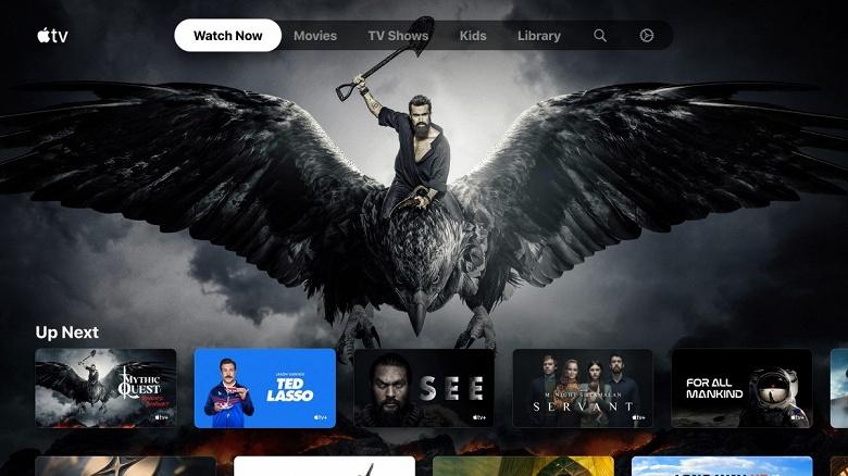 Apple TV приходит на консоли Microsoft Xbox