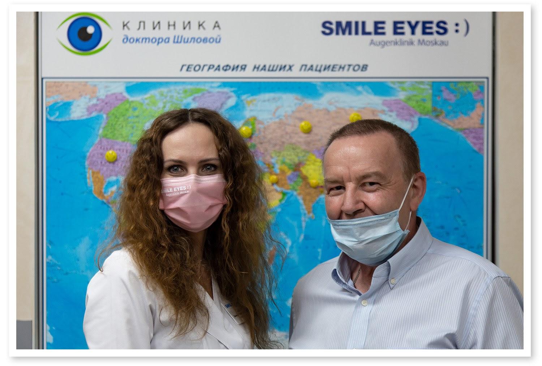 Sub-Zero против катаракты или как восстановить зрение в 60+ - 20