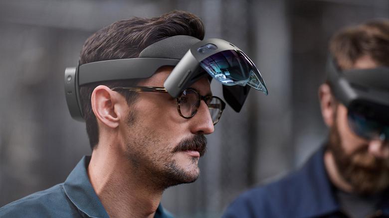 Microsoft начала продажи очень дорогой VR-гарнитуры HoloLens 2 Development Edition