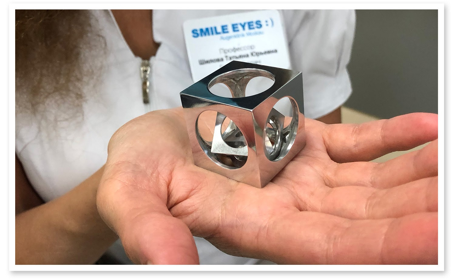 Операция «Глаз»: руки, линза и алмаз. Контрнаступление на катаракту - 29