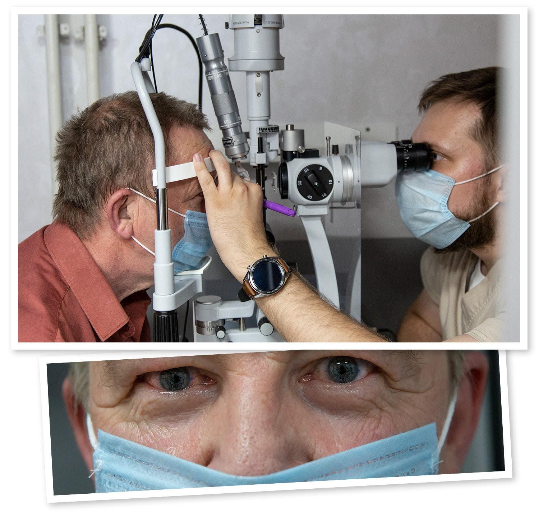 Операция «Глаз»: руки, линза и алмаз. Контрнаступление на катаракту - 3