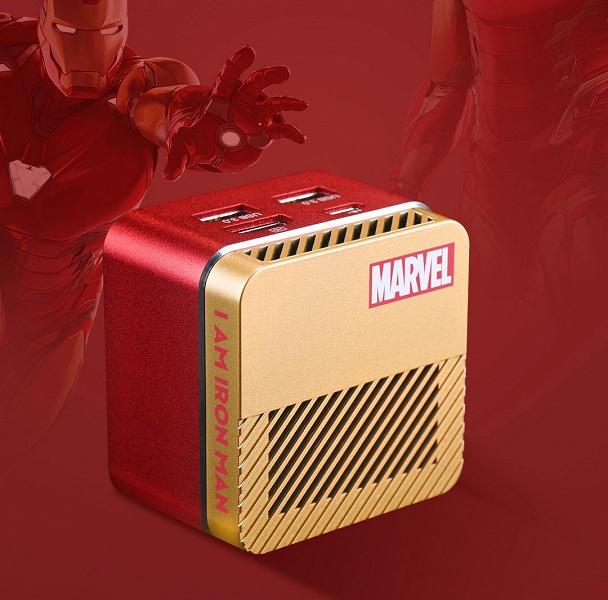 Представлен крошечный и мощный мини-ПК «Кубик Рубика»