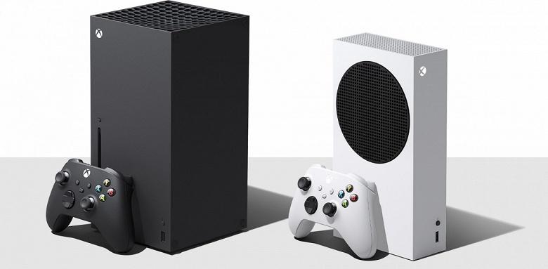 364 и 802 ГБ. Столько свободной памяти доступно на SSD Xbox Series S и Xbox Series X