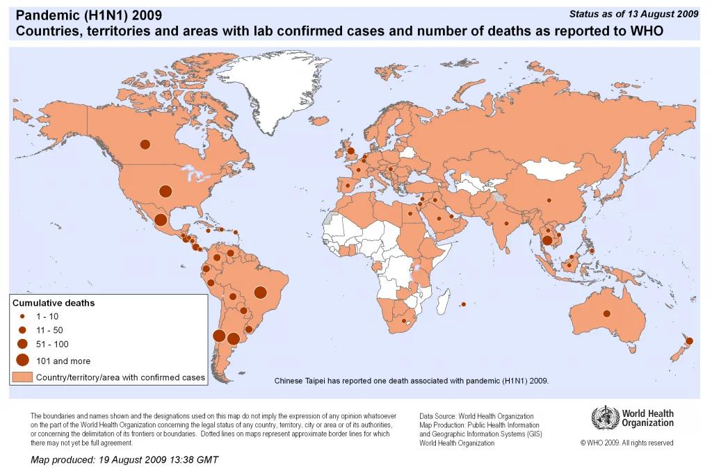 H1N1 — от испанки до наших дней: «нулевой мальчик» и пандемии - 13