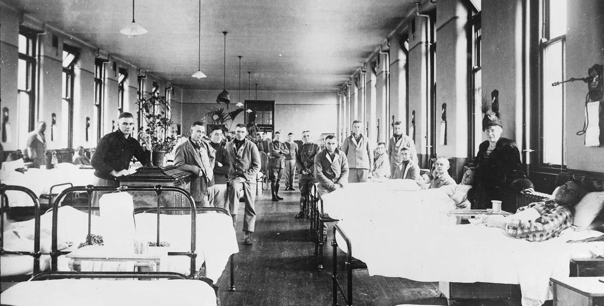H1N1 — от испанки до наших дней: «нулевой мальчик» и пандемии - 1