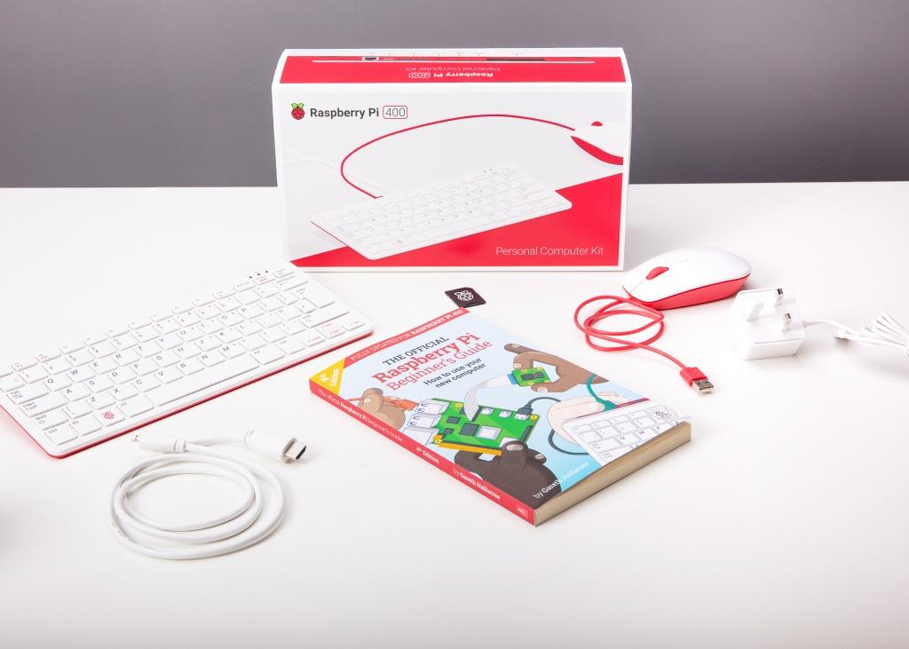 Raspberry Pi 400: что это, для чего и кому может пригодиться? - 1