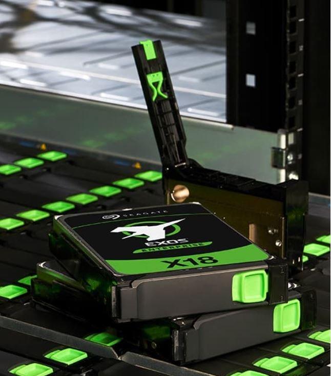 Специалисты Trendfocus назвали лидера на рынке HDD - 1