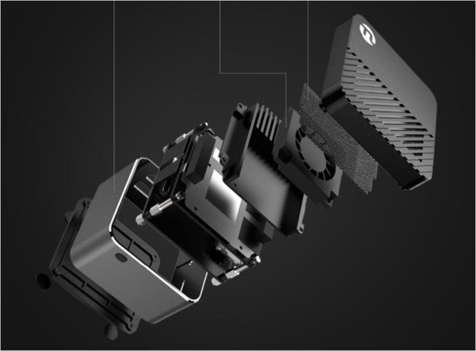 Xiaomi запустила краудфандинг для своего мини-ПК «кубик Рубика» с 8 ГБ ОЗУ - 2