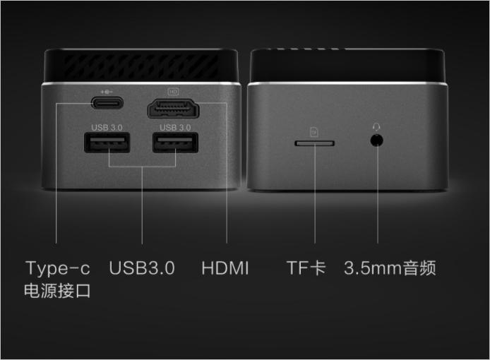 Xiaomi запустила краудфандинг для своего мини-ПК «кубик Рубика» с 8 ГБ ОЗУ - 3
