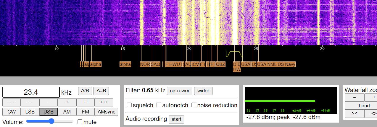 Как принять сигналы немецкого ВМФ с помощью звуковой карты, или изучаем радиосигналы сверхнизких частот - 5
