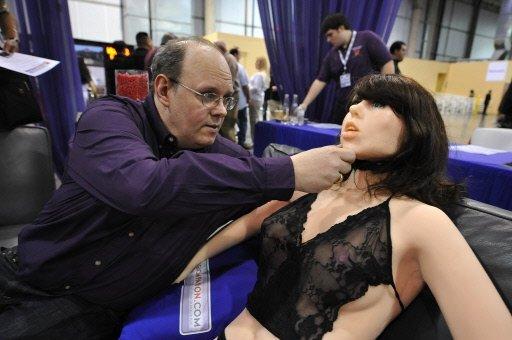 Как секс-индустрия двигает робототехнику? - 1