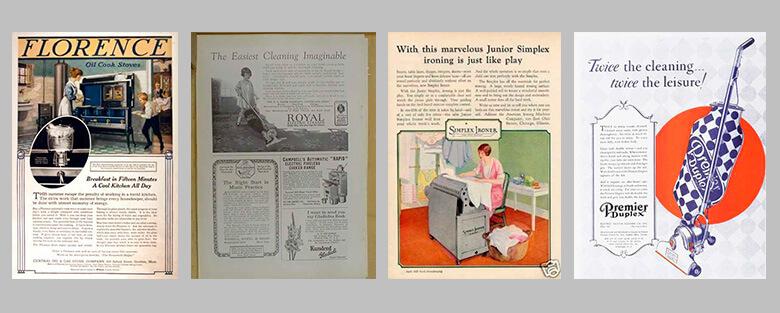 Пожиратель пыли, электропрачка и другие чудеса. Как рассказывали о технических новинках 100 лет назад - 7