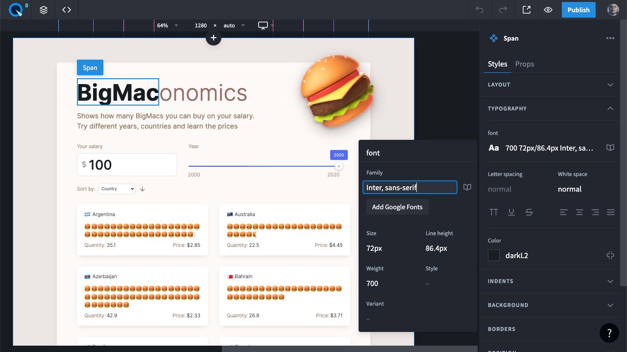 Представляем Quarkly – инструмент для react-разработчиков и дизайнеров, который поможет оптимизировать вашу разработку - 2