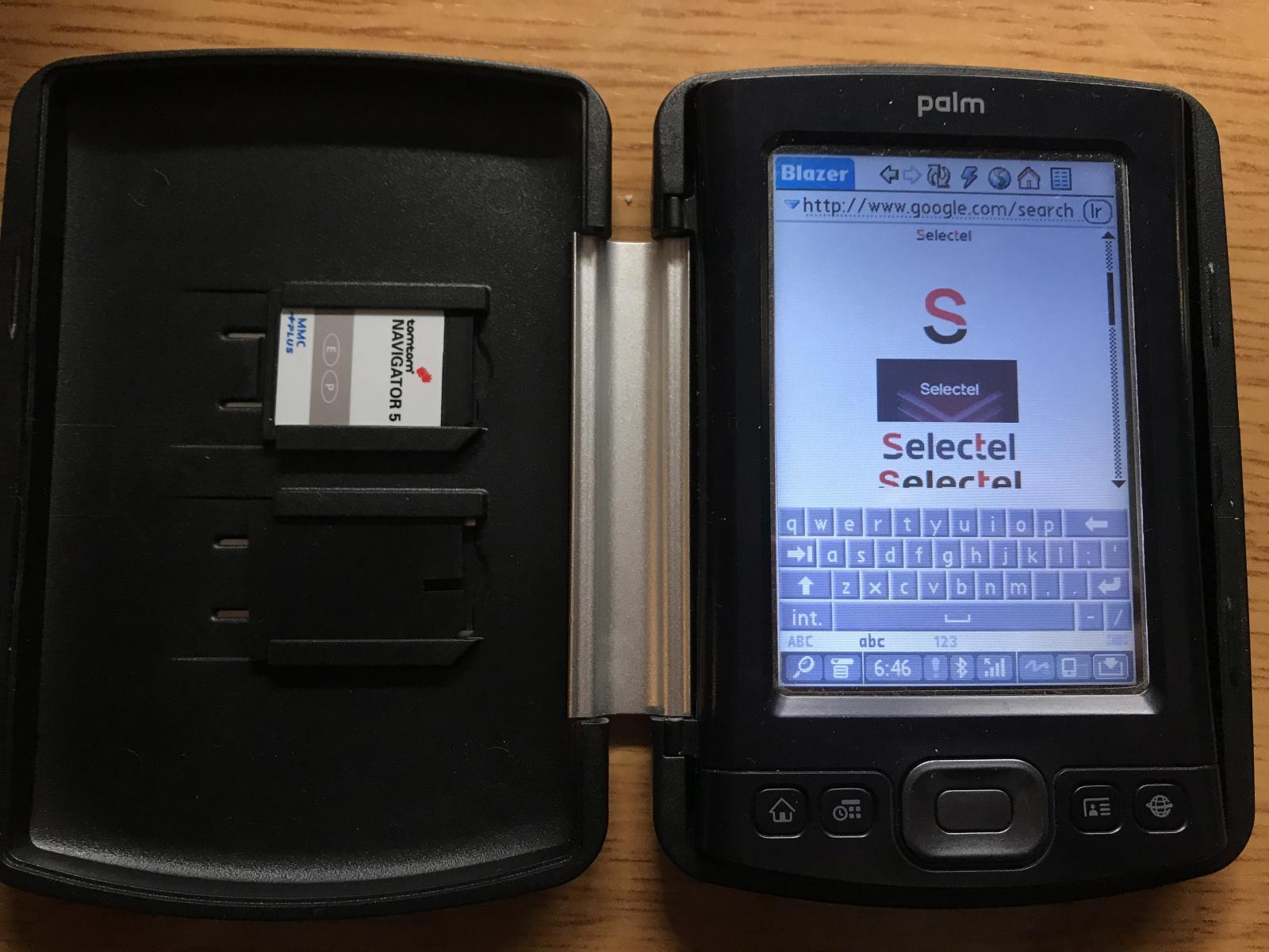 Palm TX — редкий гость в 2020 году. Восстанавливаем аккумулятор и подключаемся к сети интернет - 10