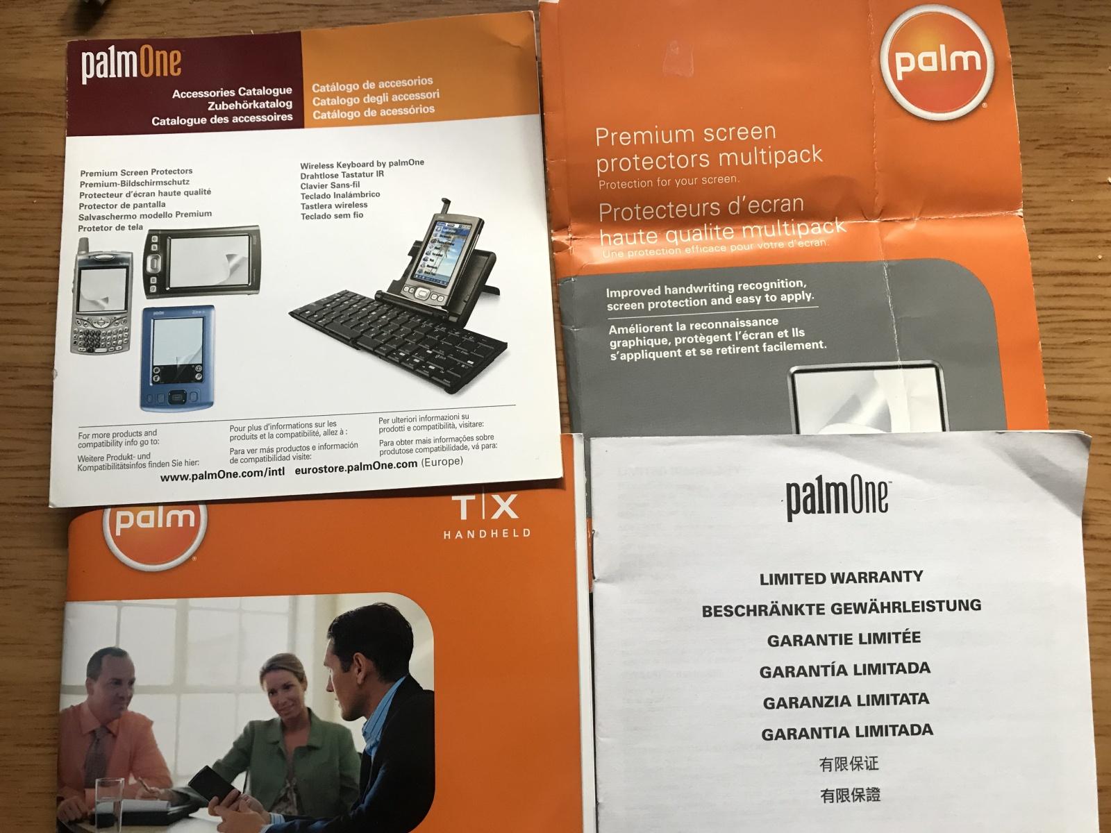 Palm TX — редкий гость в 2020 году. Восстанавливаем аккумулятор и подключаемся к сети интернет - 4