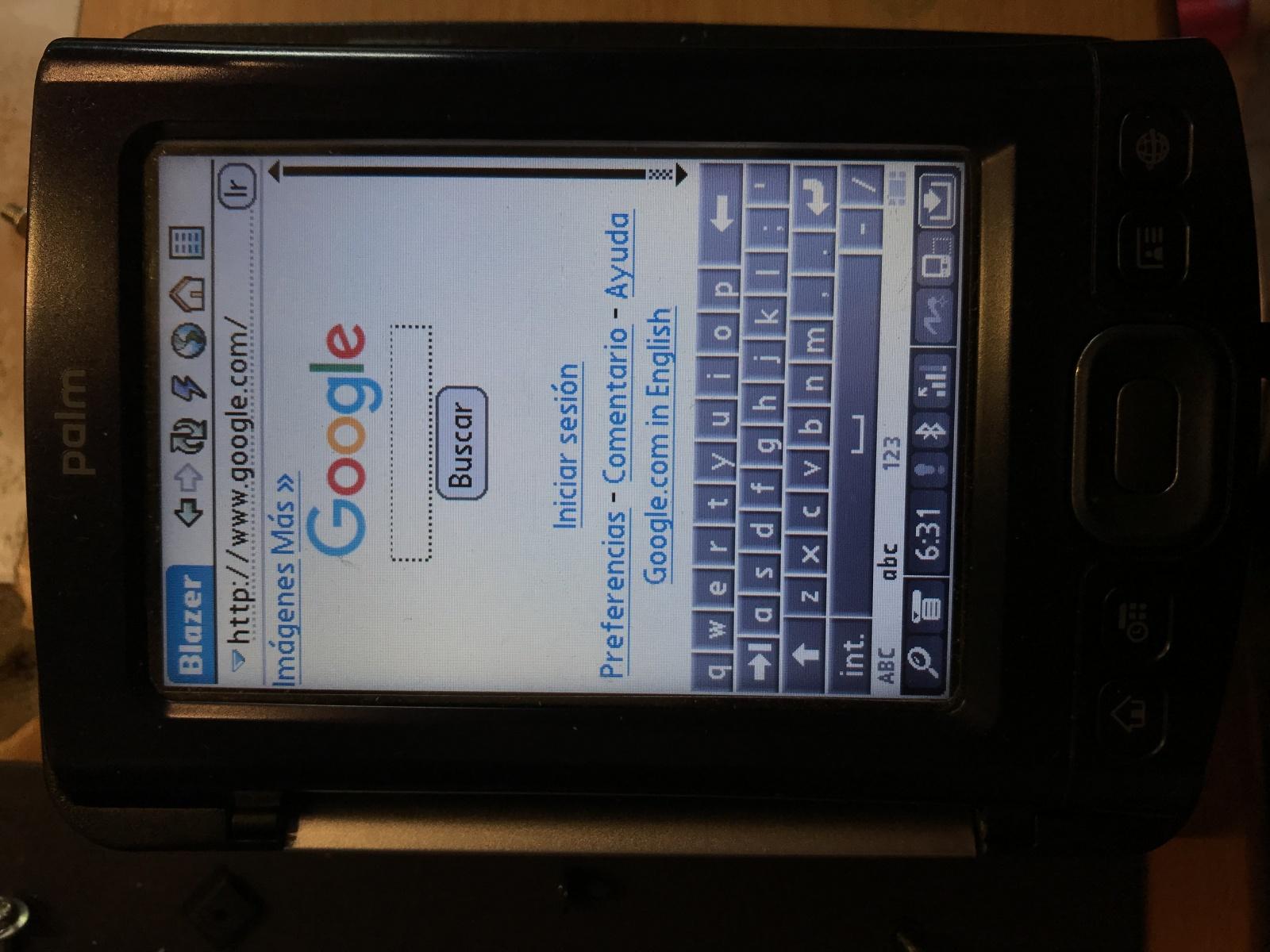 Palm TX — редкий гость в 2020 году. Восстанавливаем аккумулятор и подключаемся к сети интернет - 6