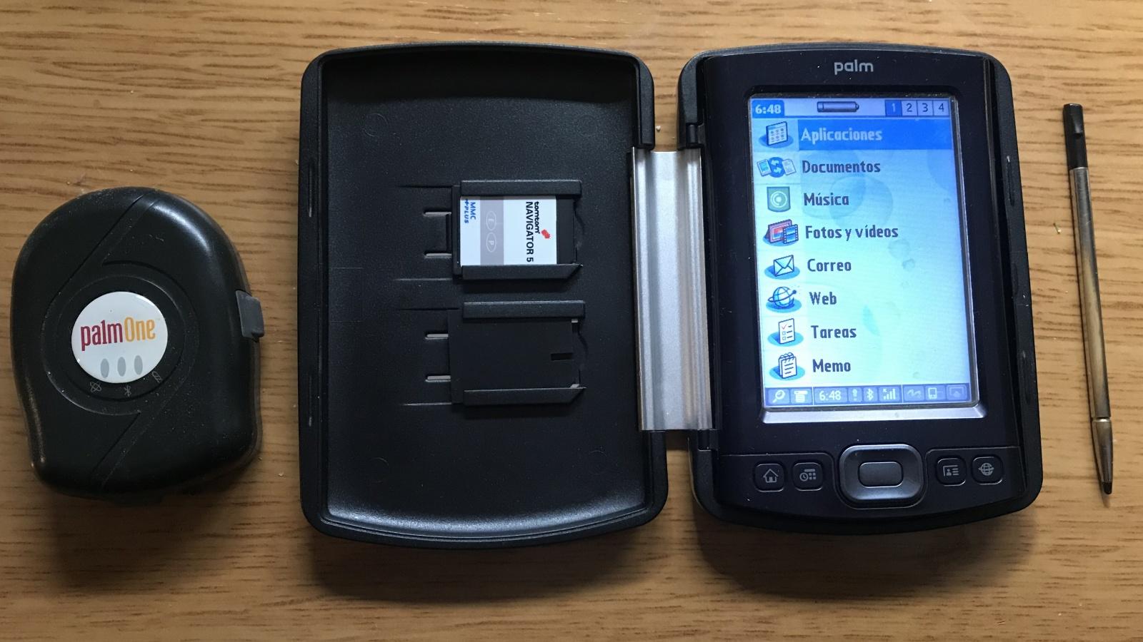 Palm TX — редкий гость в 2020 году. Восстанавливаем аккумулятор и подключаемся к сети интернет - 1