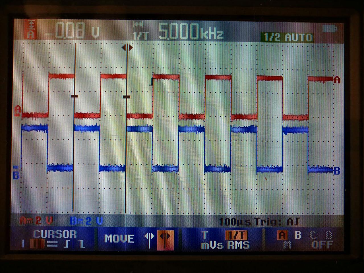Разбираемся с модулем ШИМ на tms320 - 4