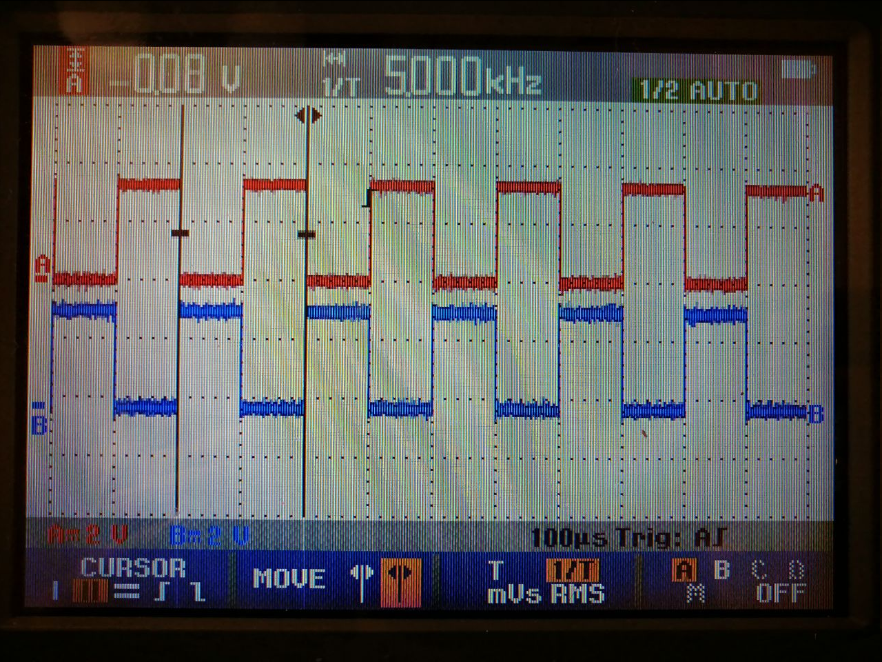 Разбираемся с модулем ШИМ на tms320 - 5